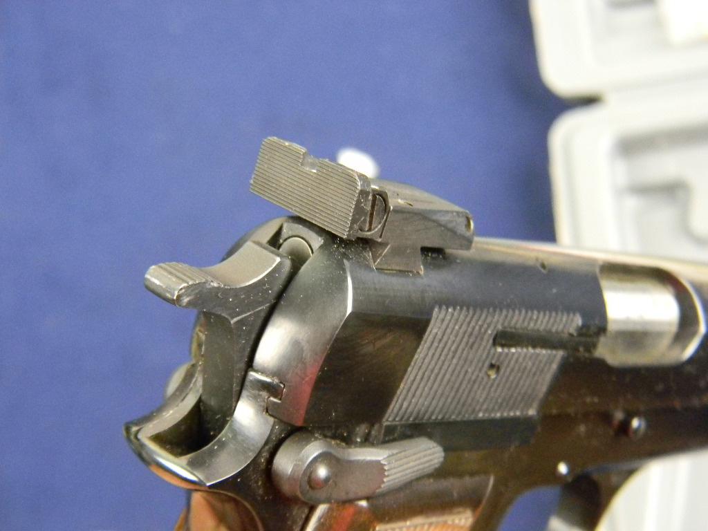 new high penetration pistol caliber
