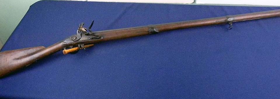 French Untouched Rev War Model 1766 8 Charleville Musket