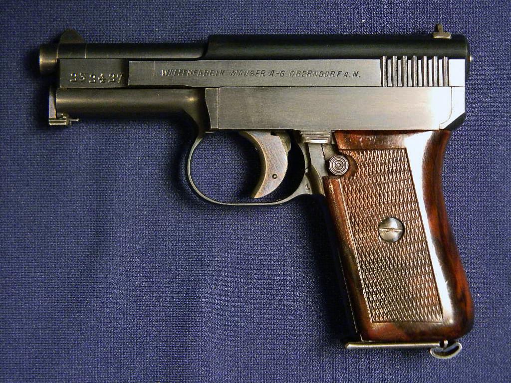 Pacific Auto Auction >> Mauser Exc. Mod 1910 6.35 Auto Pistol For Sale at ...
