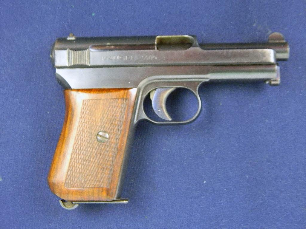 Item:12977500 Mauser Classic Model 1914 German 7 65MM Pistol