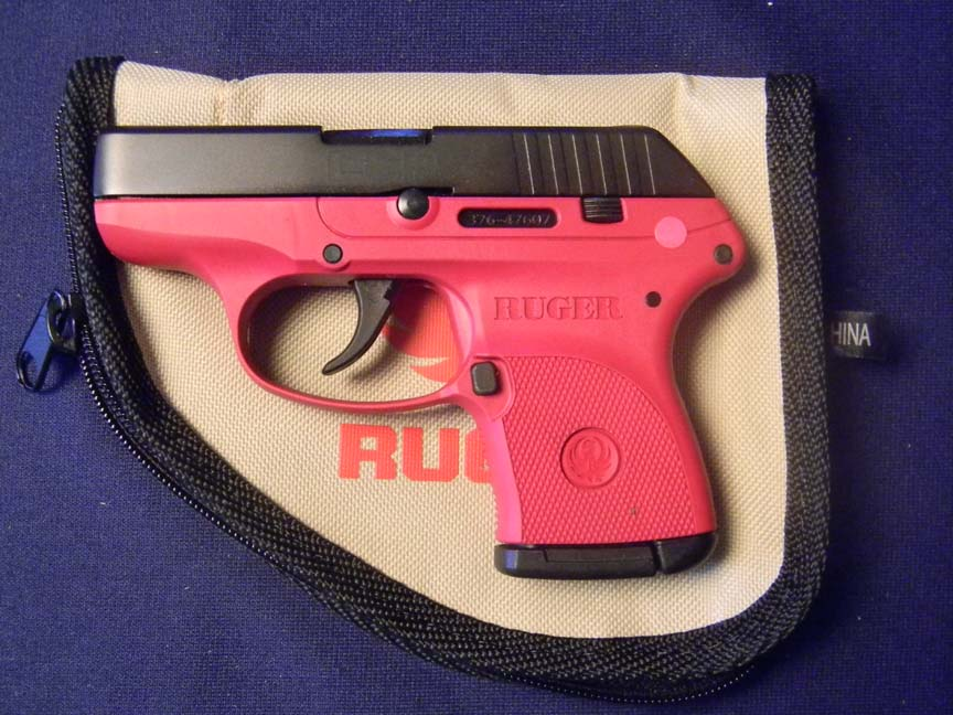 Ruger Nib Ladies Spec Edition Raspberry Frame Lcp 380 For Sale At
