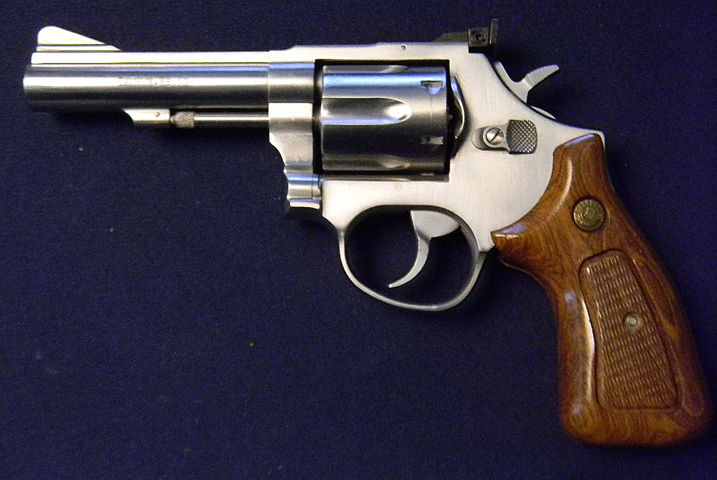 Taurus Near Nib Model 83  38 Special Stainless Revolver